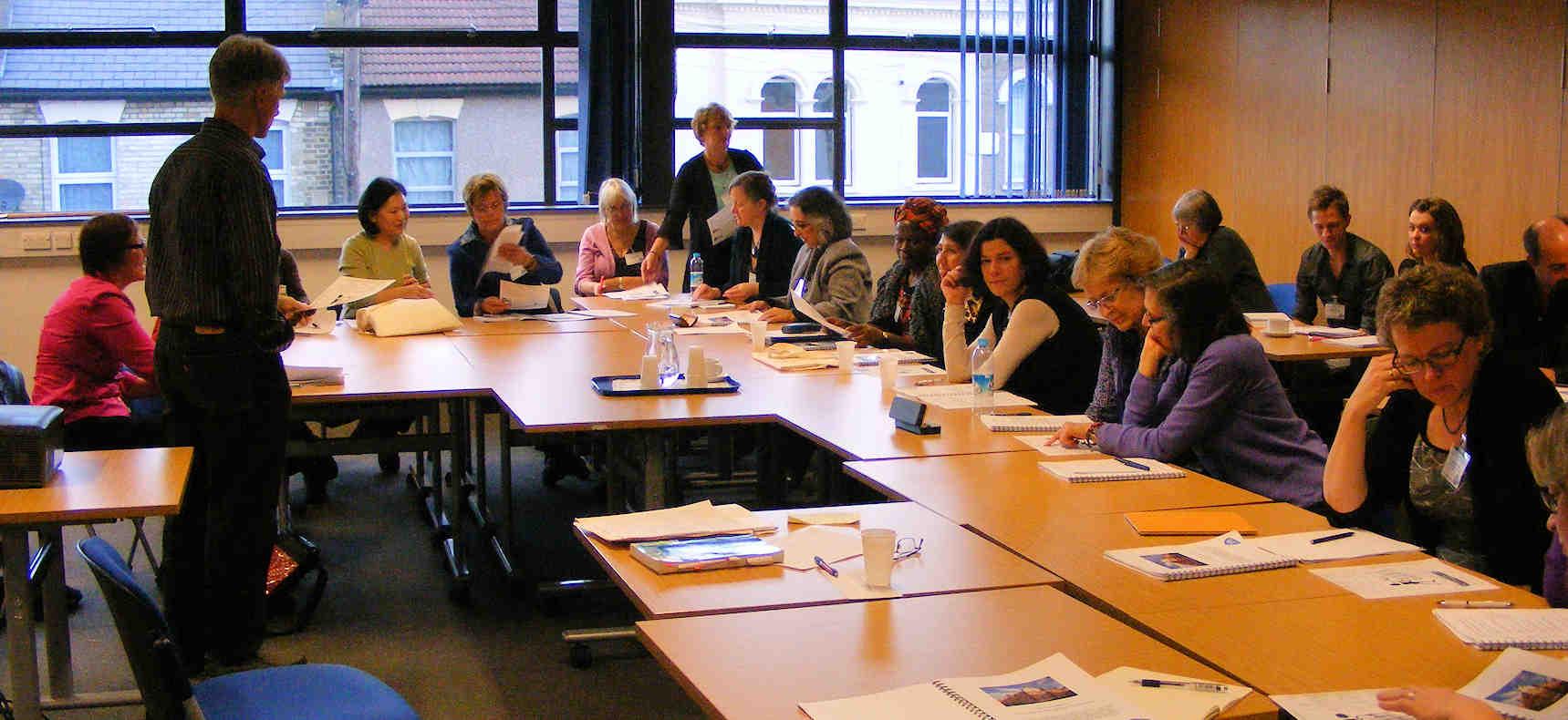 London meeting 2011